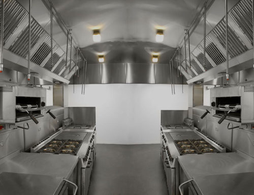 Space-saving refrigeration from Precision optimises operations in 15m2 kitchen